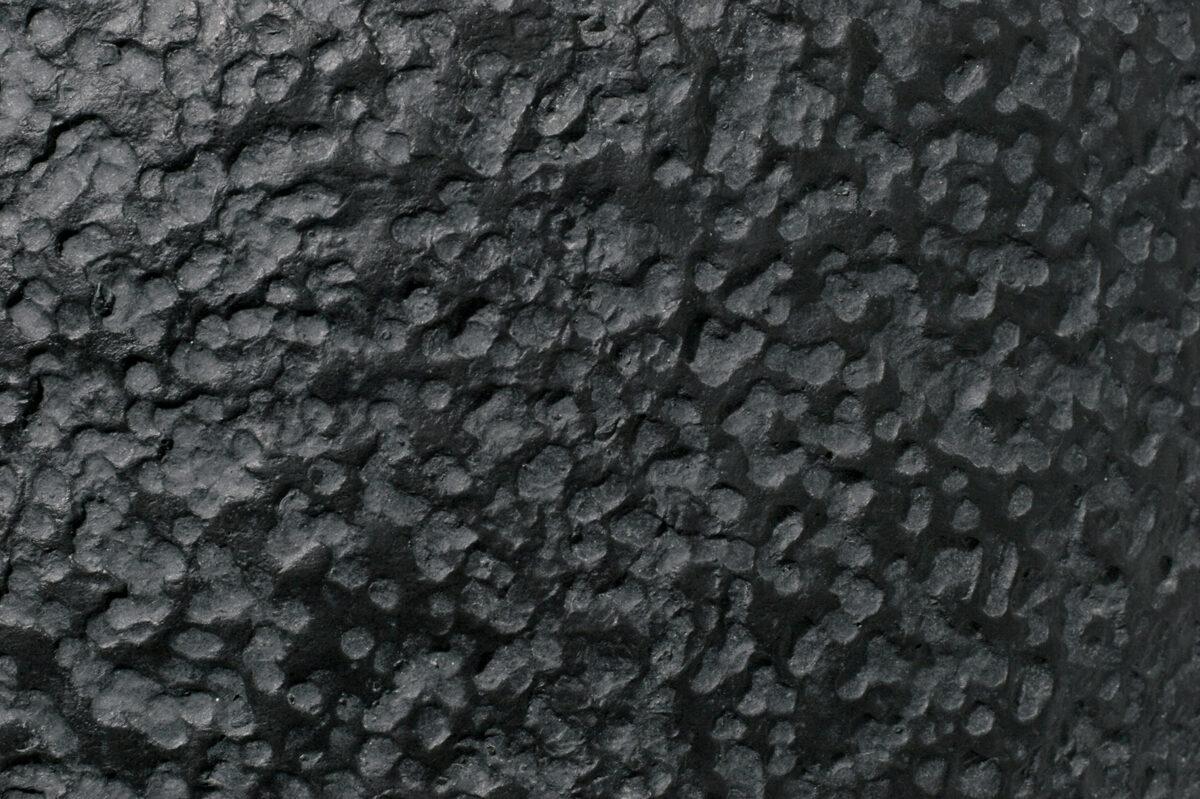 Rock Basalt puķu poda šķīvis - izmērs M D33