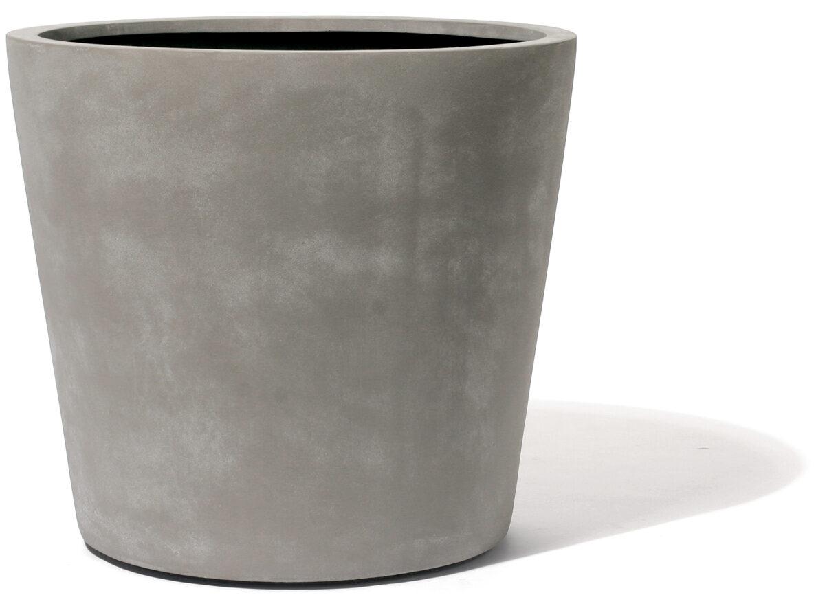 Pure Beton klasisks puķu pods - izmērs M/L D38H34