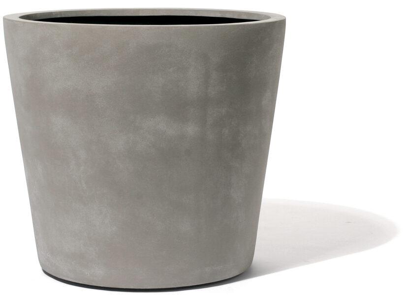 Pure Beton klasisks puķu pods - izmērs M D32H29